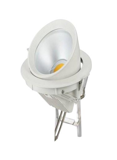 LED inbouwspot 8W kantelbaar