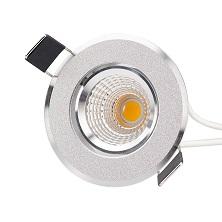 LED inbouwspot 3W kantelbaar