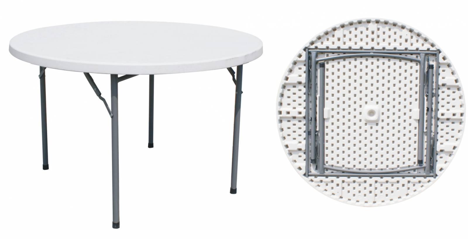 Inklapbare tafel 120 amedi totaalinrichting for Inklapbare tafel
