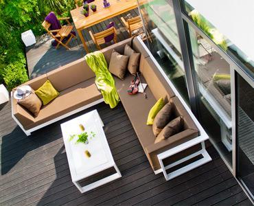 Terras Lounge Toscan