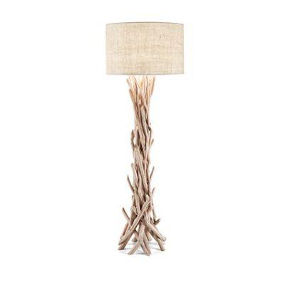 mod.Driftwood vloerlamp
