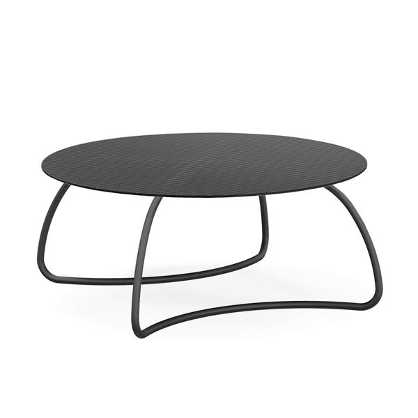 tafel loto 170cm h.73cm antraciet