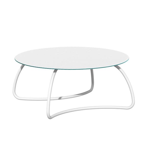 tafel loto wit 172 x 73cm