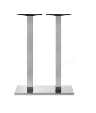 Tafelonderstel Stainless Steel H.108