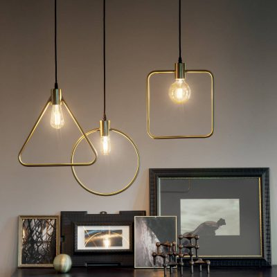 Hanglamp mod. ABC