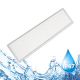 LED Paneel inbouw 120×30 (waterproof)